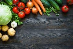 Żywność organiczna Fotografia Royalty Free
