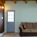Żywy izbowy wnętrze Obraz Royalty Free