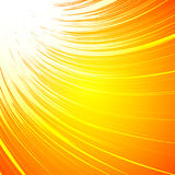 Żywy kolorowy tło z ślimakowatym motywem Abstrakt spirala, co ilustracja wektor