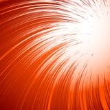 Żywy kolorowy tło z ślimakowatym motywem Abstrakt spirala, co royalty ilustracja