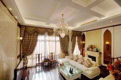 żywy pokój Obrazy Royalty Free