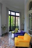 Żywy pokój dla relaksu Zdjęcia Royalty Free