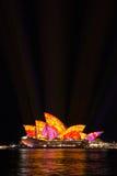 Żywy Sydney 2016 Obrazy Stock