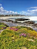 Yzerfontein South Africa. Beautiful sea and Royalty Free Stock Image
