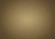 Złocistej folii tło, Błyszcząca Okrzesana metalu złota tekstura fotografia stock