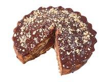 Zèbre de tarte Images libres de droits