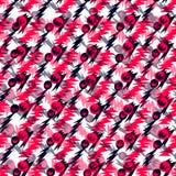 Zíper e círculos coloridos em um fundo claro Imagens de Stock Royalty Free