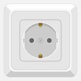Zócalo eléctrico Imagen de archivo
