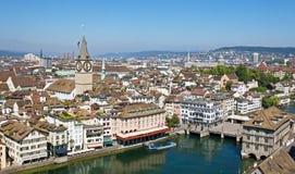 Zürich Lizenzfreies Stockfoto