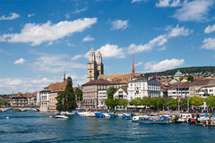 Zürich Lizenzfreie Stockfotos
