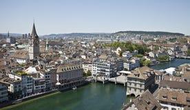 Zürich Stock Afbeeldingen