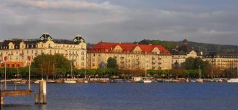Zürich Royalty-vrije Stock Afbeelding