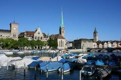 Zürich lizenzfreie stockbilder