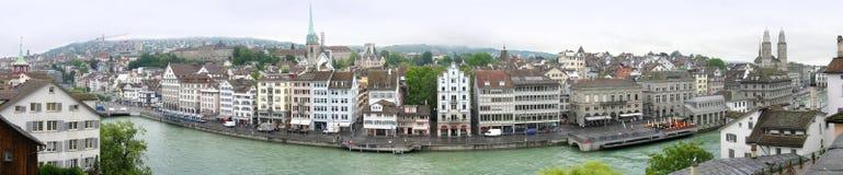 Zürich, die Schweiz lizenzfreies stockbild
