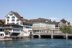 Zürich die Schweiz Stockbilder