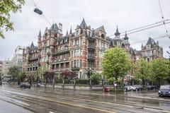 Zürich die Schweiz Lizenzfreie Stockfotografie