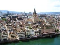 Zürich, die Schweiz Stockfoto