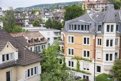 Zürich, die Schweiz Stockbilder