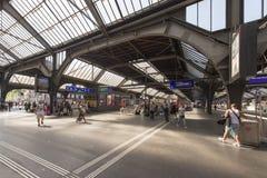 Zürich Hauptbahnhof Stock Image