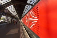 Zürich Hauptbahnhof Royalty Free Stock Photography