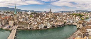 Zürich Zwitserland royalty-vrije stock afbeeldingen