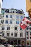 Zürich Zwitserland Stock Foto's