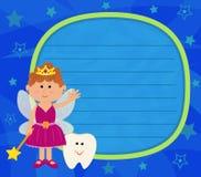 Ząb czarodziejki znak Fotografia Stock