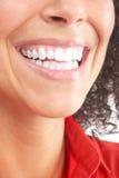 ząb kobieta fotografia stock