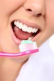 ząb TARGET1230_0_ kobieta zdjęcie stock