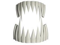 zęby Obrazy Royalty Free