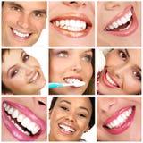 zęby Obrazy Stock