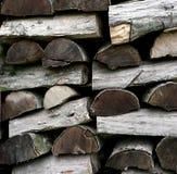 złóż drewna Obraz Royalty Free