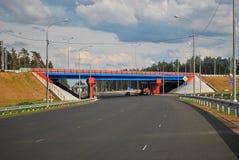 Złącze autostrada. Zdjęcie Stock
