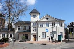 Zła Soden Główna stacja Obrazy Stock