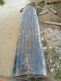 złamana łódź zdjęcia stock