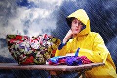 Złej pogody dzień zdjęcie royalty free