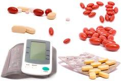 złożone ochrony zdrowia zdjęcie stock