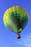Złożony gorące powietrze balony przy Ninh Thuan balonu festiwalem Fotografia Stock