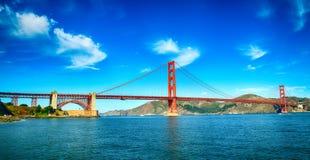 Złoci Wrota most, San Fransisco obrazy royalty free