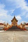 Złocista świątynia. Zdjęcia Stock