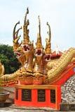 Złocista świątynia. Obraz Stock