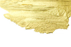 Złocista błyskotanie tekstura Abstrakcjonistyczny złoty błyskotliwości tło Złoto m obrazy royalty free