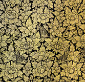 Złocistego liścia obraz Fotografia Royalty Free