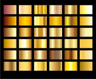 Złocistej tło tekstury wektorowej ikony bezszwowy wzór Światła, realistycznego, eleganckiego, błyszczącego, kruszcowego i złotego ilustracja wektor