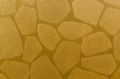 Złocisty abstrakcjonistyczny tekstury tło Zdjęcie Stock
