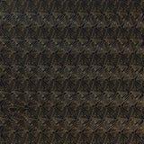 Złocisty abstrakta wzór na zmroku - szary tło świadczenia 3 d Fotografia Royalty Free