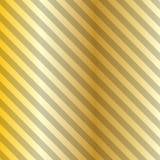 Złocisty błyskotliwy przekątien linii wzór na czarnym tle Deseniowy wektorowy projekt Fotografia Stock