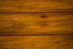 Złocisty dębowego drewna tekstury tło Odgórny widok zdjęcia royalty free