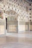 złocisty fort Jaipur Zdjęcie Stock