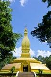 złocisty nong pah pong świątyni wat Obraz Stock